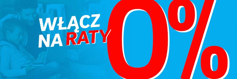 Raty zero procent na firmę